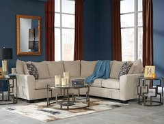 Wixon Putty Sectional