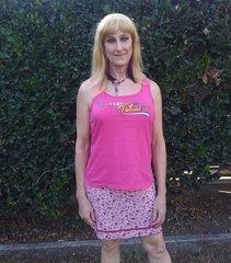 Transgender Talent Feminine Lightweight Ringspun Tank Top