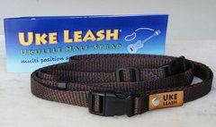 01– Uke Leash® half strap Polypro