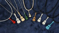 Uke Leash Ukulele Necklace