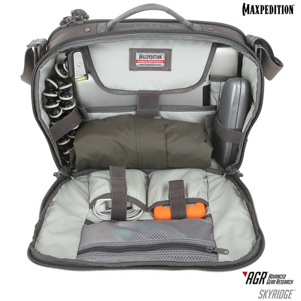 Maxpedition Advanced Gear Research Skyridge Messenger Bag