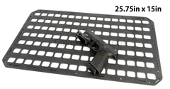 Grey Man Tactical Rigid MOLLE Panel 25.75in x 15in