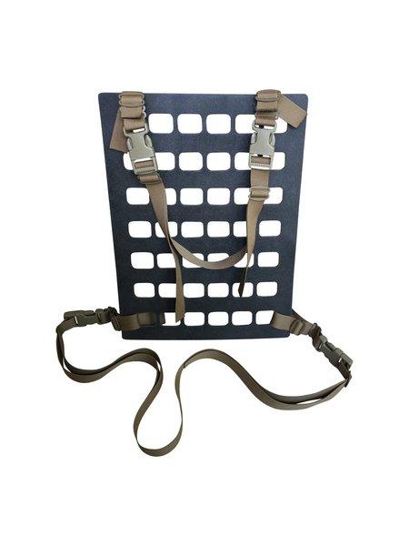 Grey Man Tactical Vehicle Mounting Strap Kit