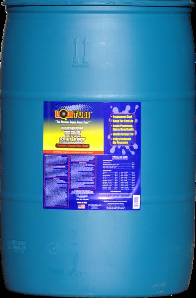 LiquiTube Premium Tire Sealant 55 Gallon Drum