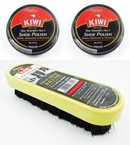 Kiwi Small Leather Shoe Wax Polish