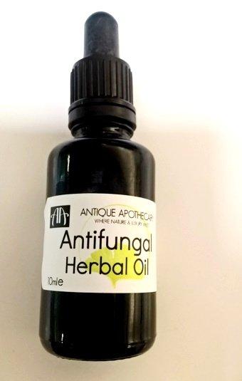 HERBAL PHARMACY | NATURAL ANTIFUNGAL - Herbal Antifungal Oil