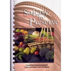 Item 36] SO EASY TO PRESERVE CANNING COOKBOOK ***NEWEST EDITION***
