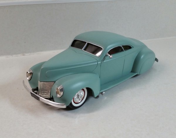 1940 Ford Classic 50's 60's Lead Sled - Custom Built Model