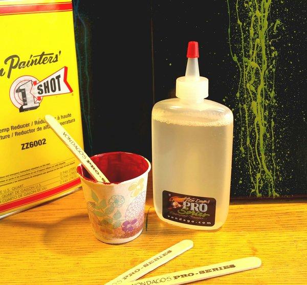 4 oz. Thinner / Additive bottle