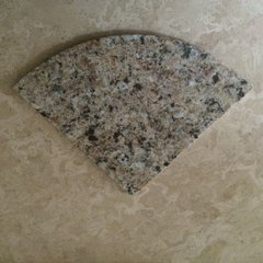 New Venetian Gold Granite Natural Stone Shower Corner Shelf