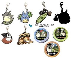 My Neighbor Totoro Metal Charm Collection Part.2 (Random - 1 Pack)