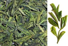 Shi Feng Long Jing A 100 gr (Green Tea)