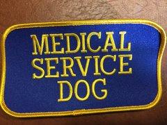 Medical Service Dog