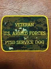 Veteran PTSD Service Dog