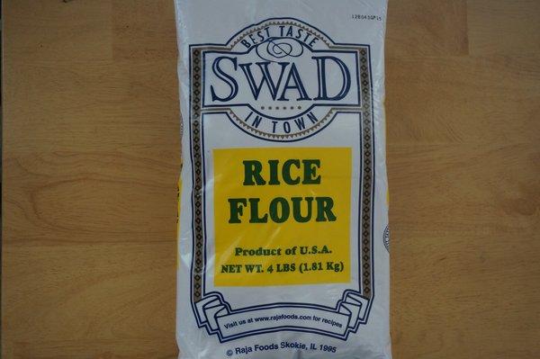 Rice Flour, Swad, 4 Lbs