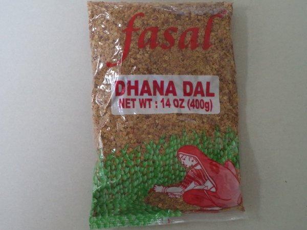 Dhana Dhal Fasal 400 g