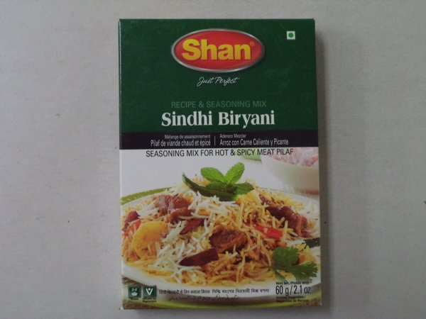 Sindi Biryani Shan 60 g
