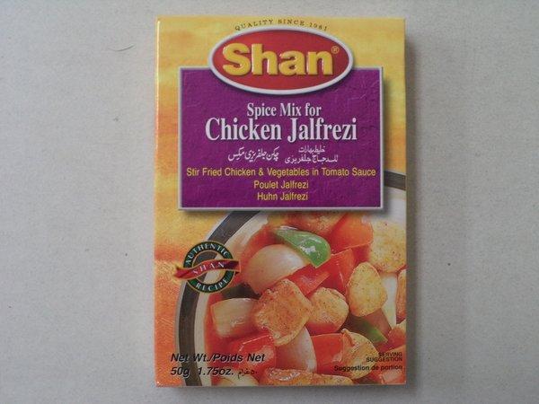 Chicken Jalfrezi Shan 50 g
