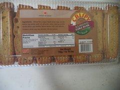 Almond Cake Rusk TWI 750 g