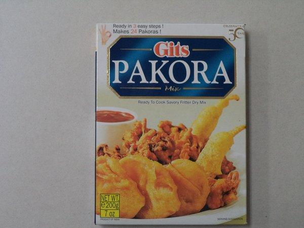 Pakora Mix Gits 200 g