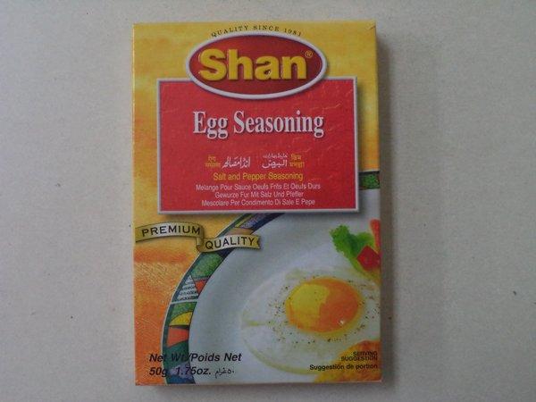 Egg Seasoning Shan 50 g