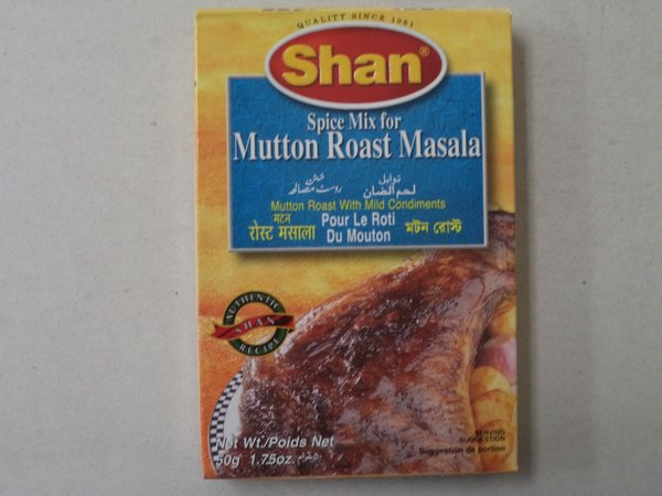 Mutton Roast Masala Shan 50 g