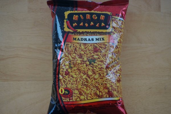 Madras Mix, MM, Deep, 12 Oz