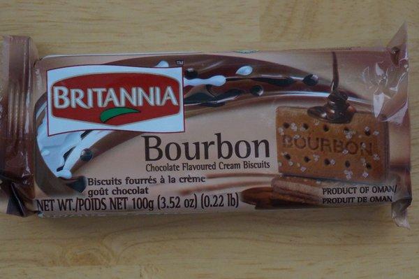 Bourbon (Single), Britannia, 100 G