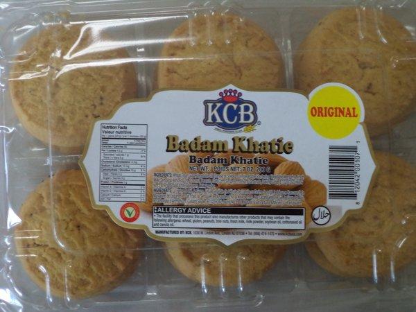 Badam Khatie KCB 200G