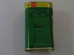 Madras Curry Powder SHIP 250 g