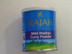 Mild Madras Curry Powder RAJAH 100 g