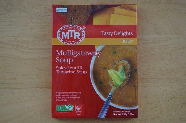 Mulligatawny Soup, MTR, 250 G