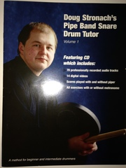 Pipe Band Snare Drum Tutor