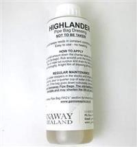 Gannaway Highlander Bag Dressing