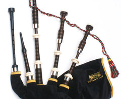 RG Hardie 01 Bagpipes