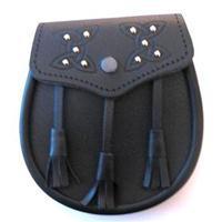 Leather Grain Sporran