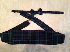 Cummerbund & Bow Tie