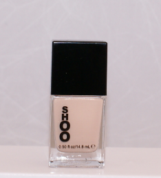 Bella: #WholeLatteCreme (cream shimmer which is a great overlay finish)