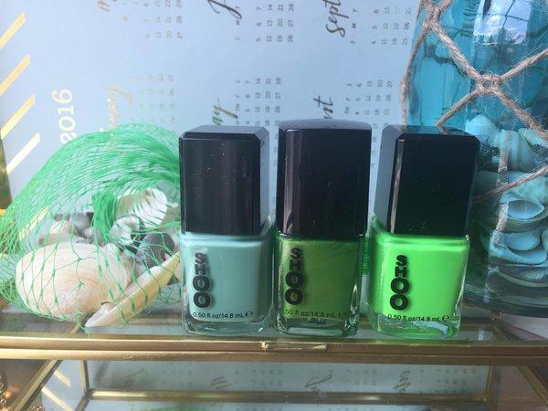 Haute Summer Green: #Mint2Beach, #SummerHustle, #ReadySetHaute