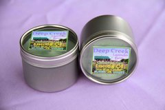 Lavender Christmas Candle, 4 oz