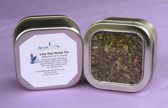 Lazy Day Herbal Loose Tea with Lavender (8 oz by volume)