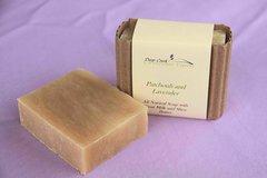 Patchouli and Lavender Soap
