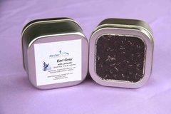 Earl Grey and Lavender Loose Tea (8 oz by volume)