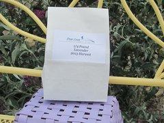 Dried Grosso Lavender Buds