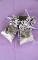 Satin Bowed Lavender Sachet