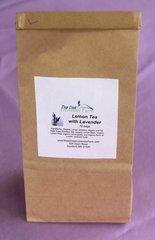 Lemon Tea with Lavender (10 bags)