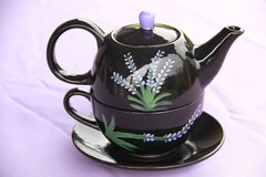 Handpainted Tea-For-One