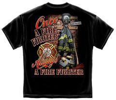 Once a Firefighter