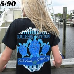 Southern Attitude - Three Turtles