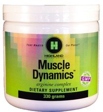 Muscle Dynamics 330 grams
